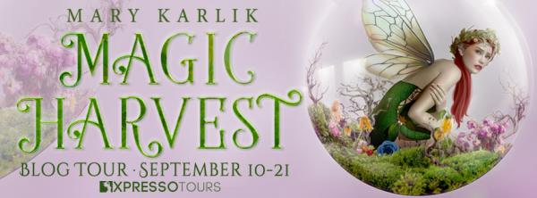 Magic Harvest Blog Tour