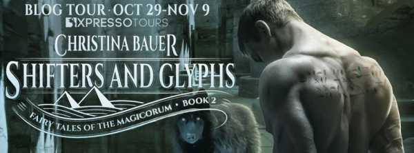 Shifters and Glyphs Blog Tour