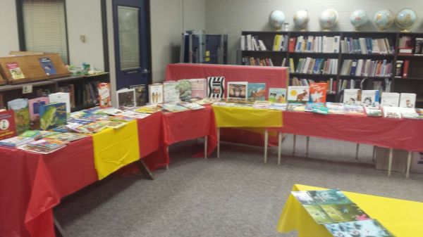 W.O. Mitchell School Book Fair