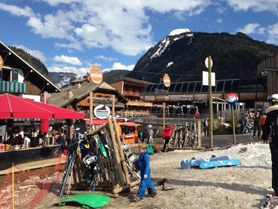 Morzine with the Family
