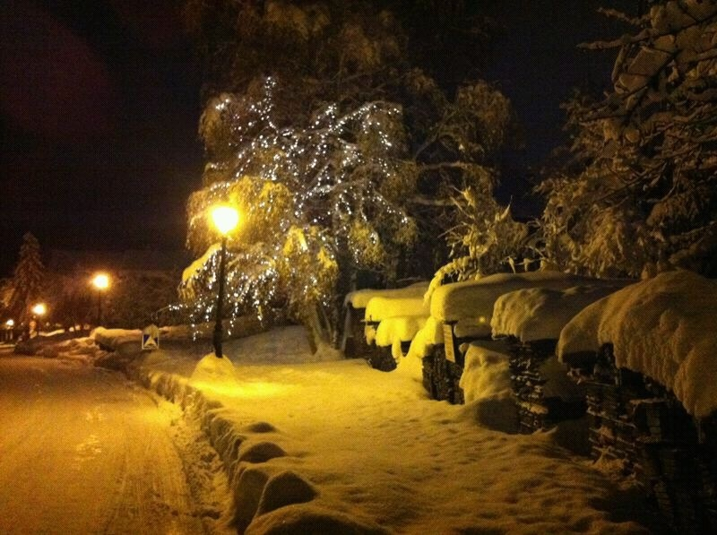 Courchevel Le Praz - A charming alpine village