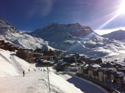 Action packed and adrenaline fuelled in Val Thorens