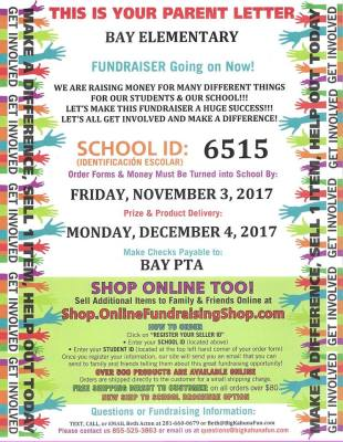 Its Fall Fundraiser Time!!!