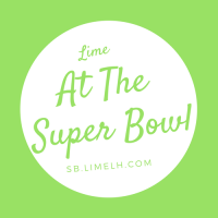 Lime at the Super Bowl LIV™