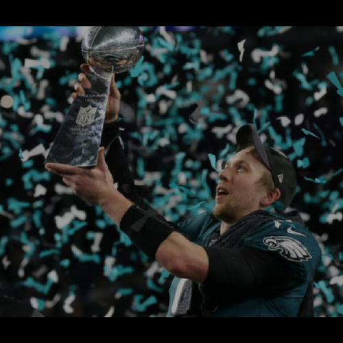 Congratulations to the Philadelphia Eagles on a great Super Bowl win!!!