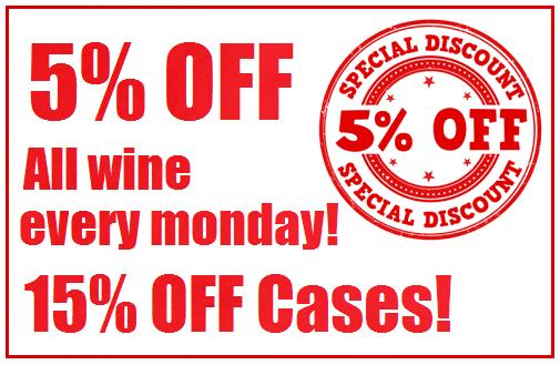 Wine Mondays!