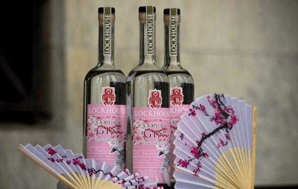 Lockhouse Sakura Gin, Buffalo NY
