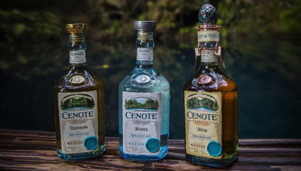 Cenote Tequila