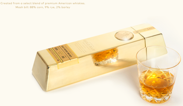 Gold Bar American Whiskey