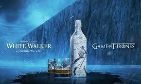 Johnnie Walker Game Of Thrones White Walker Scotch