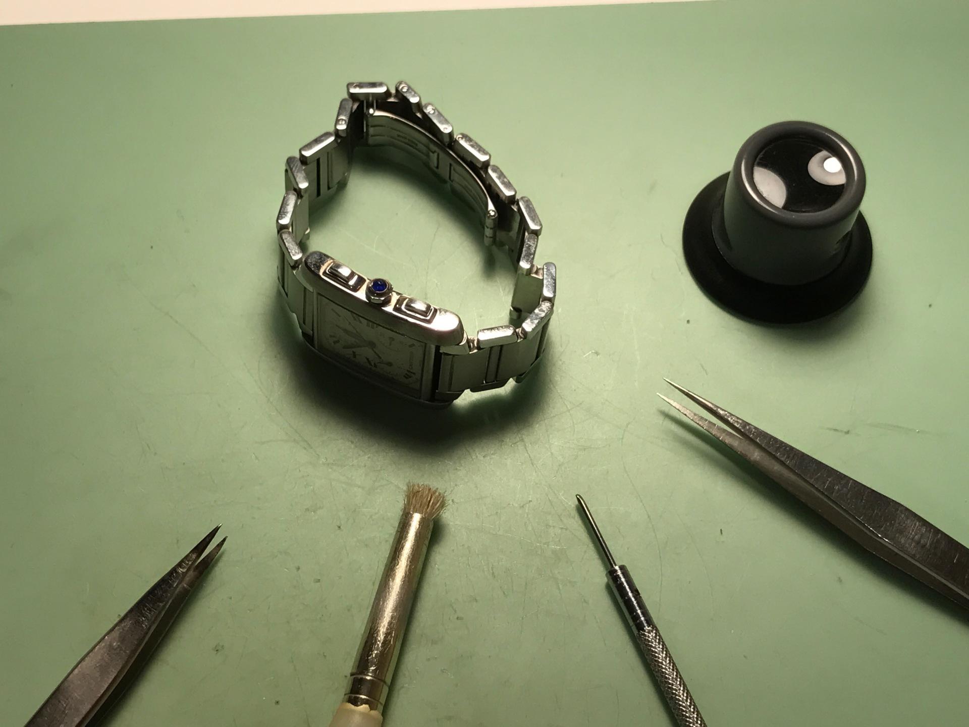Watches and clocks repair