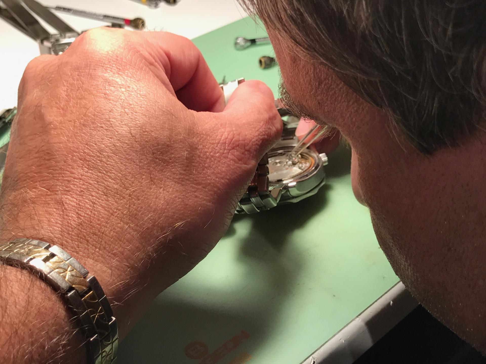 Rolex, Omega, Cartier, Breitling, Tag Heur