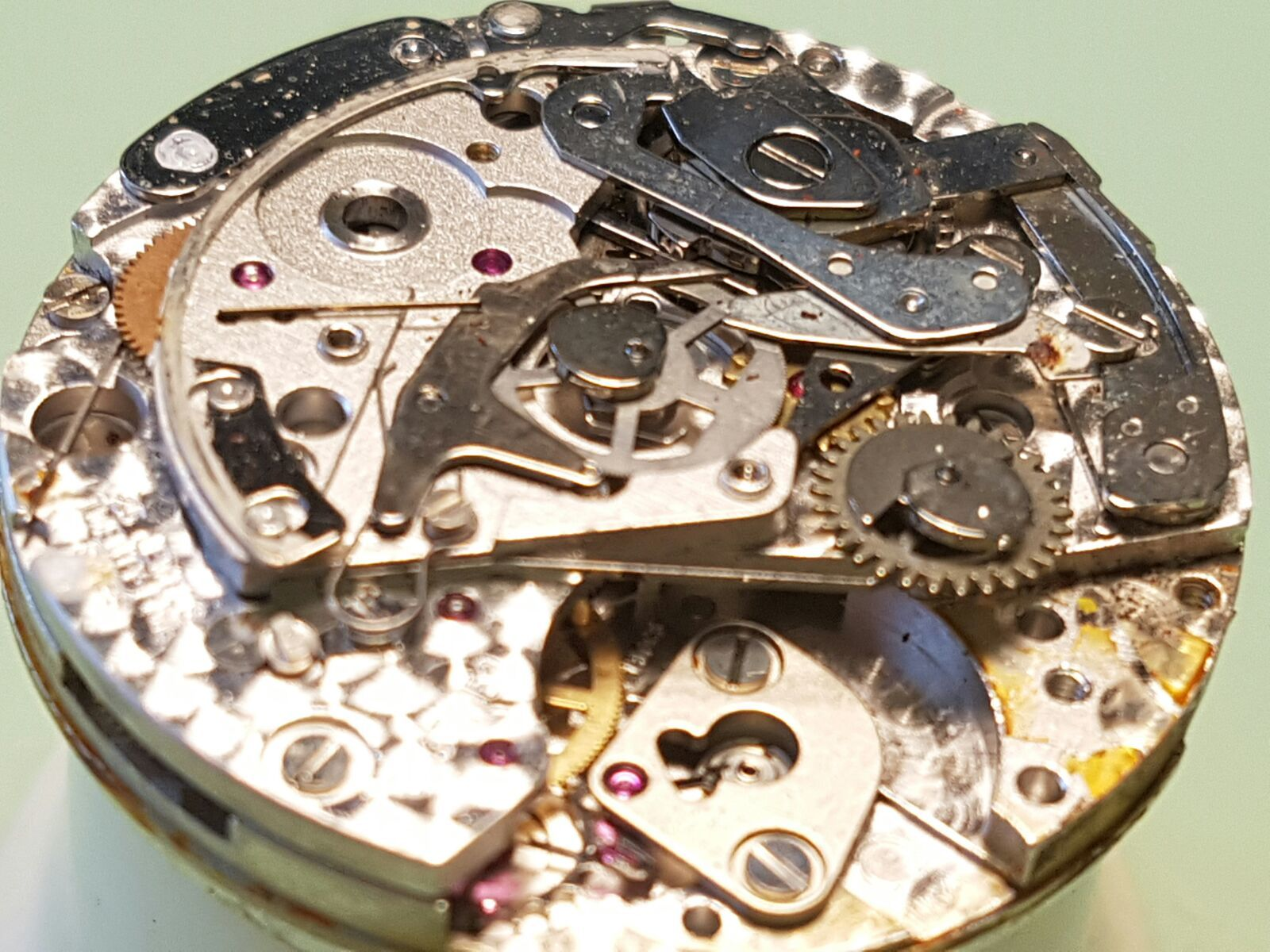 Watch repairs and alterations