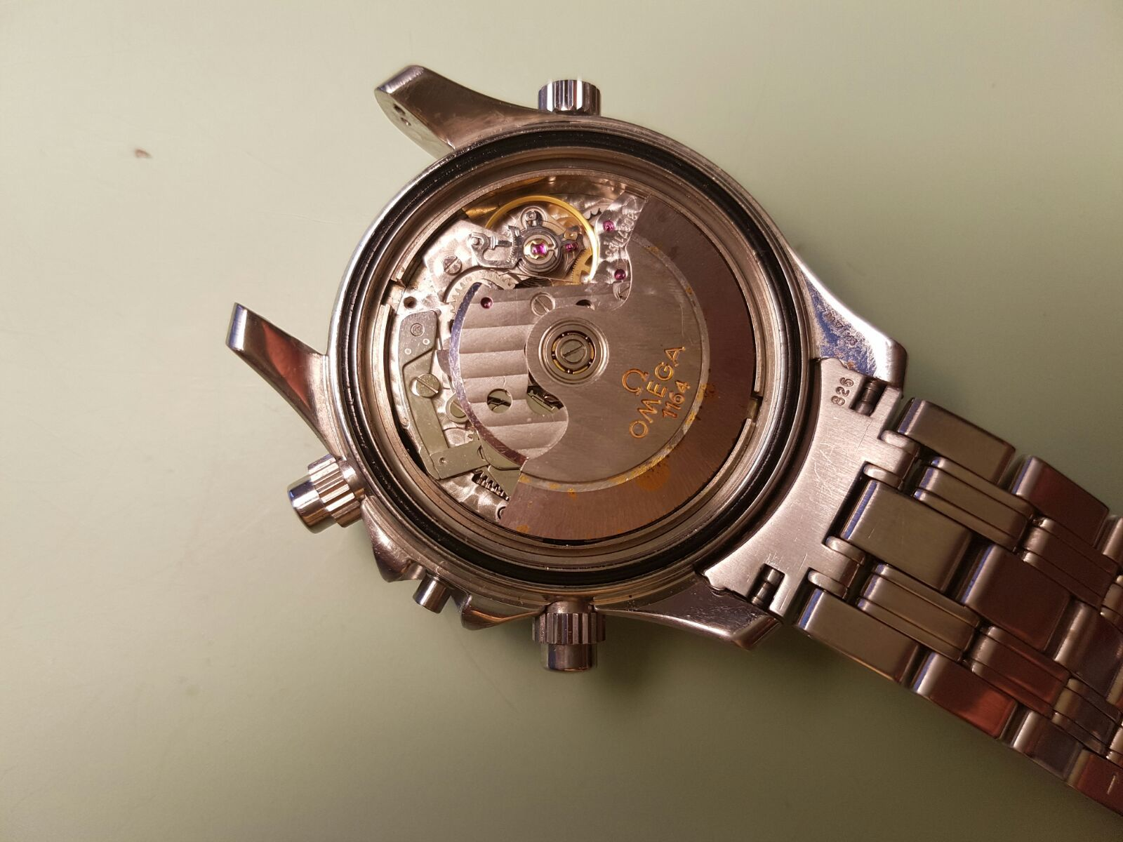 Watch repairing and servicing