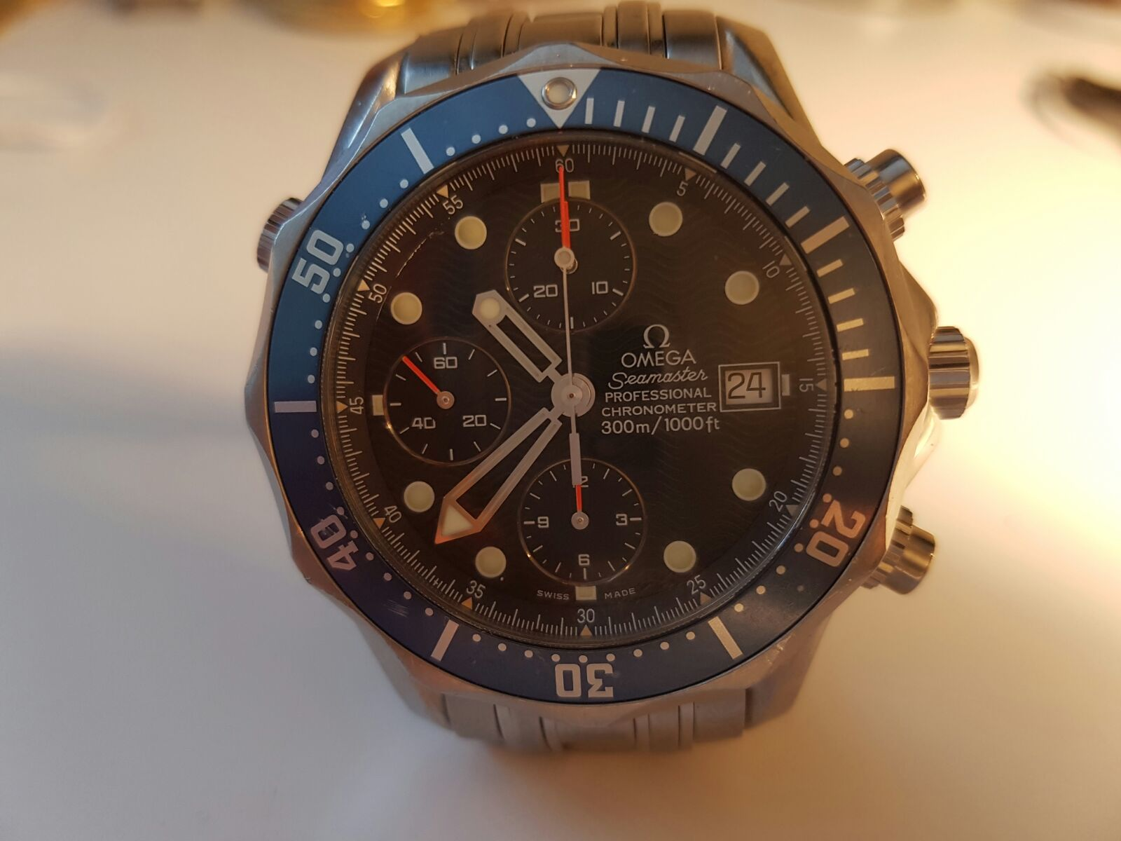Quality watch repairs