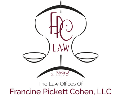 Logo for Law Offices of Francine Pickett Cohen, LLC