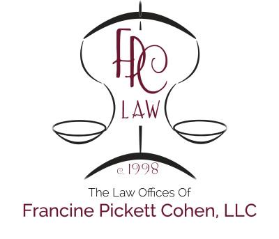 Logo for Law Offices of Francine Pickett Cohen, LLC
