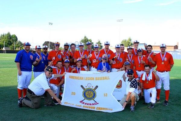 American Legion Baseball 2012