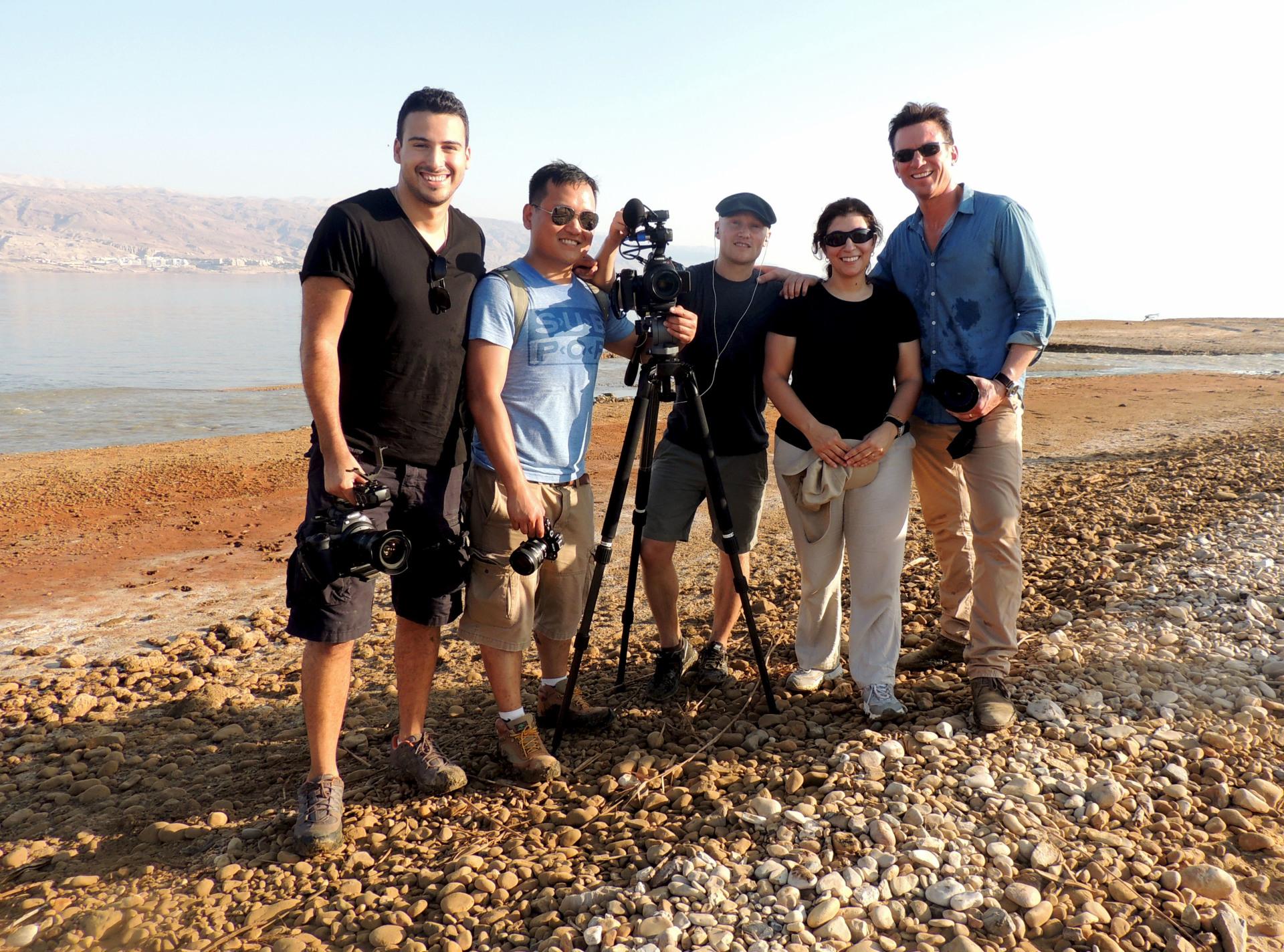 Jordan, Jordan River, Dead Sea
