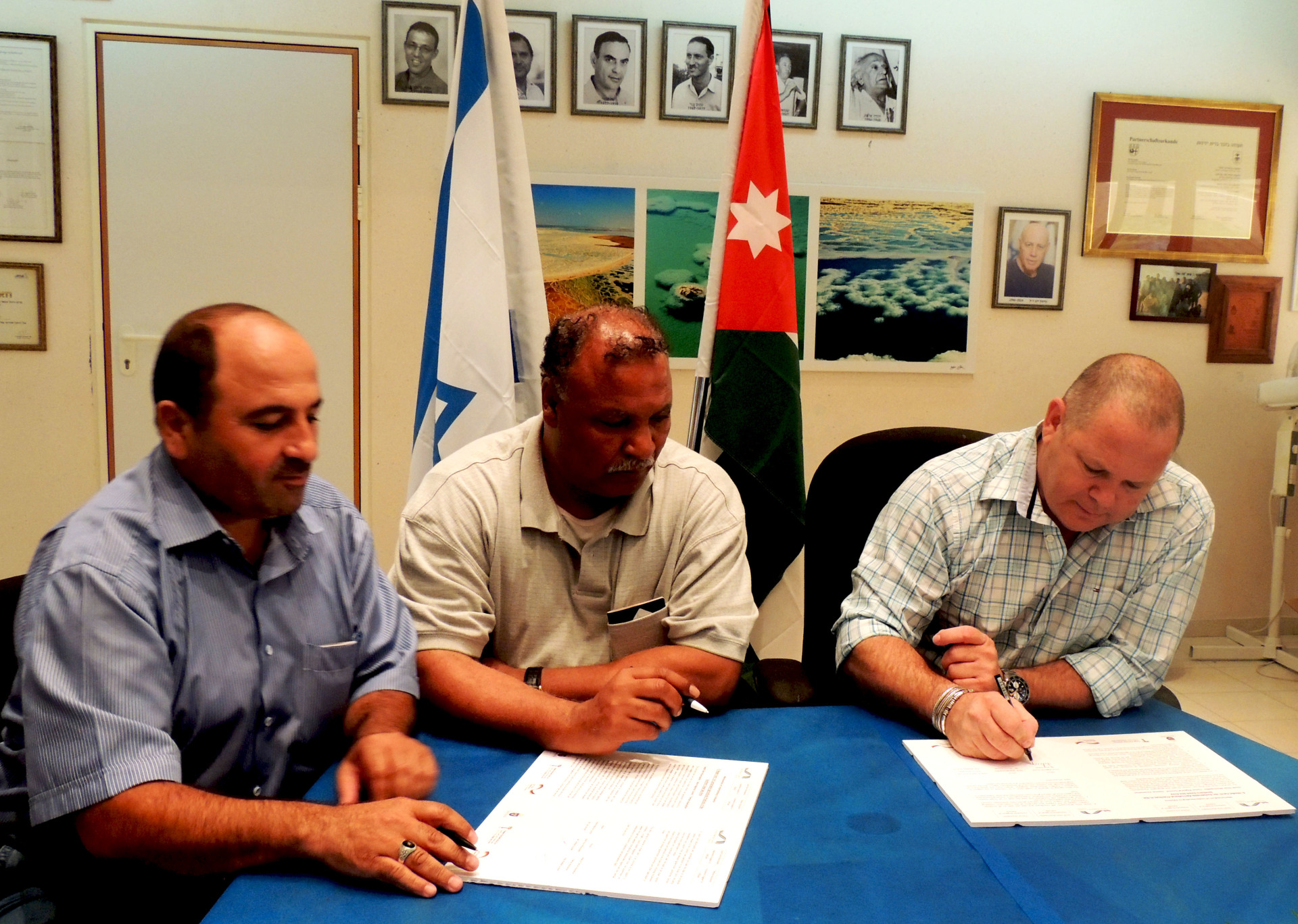 MoU Signing Ceremony to Cement Bilateral Farmers Cooperation in the Region