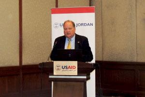 Jordan Valley, USAID