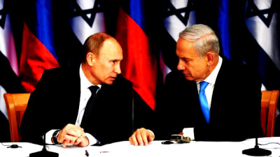 Between Putin and Netanyahu