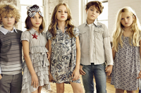 Manufacture kids clothes in China