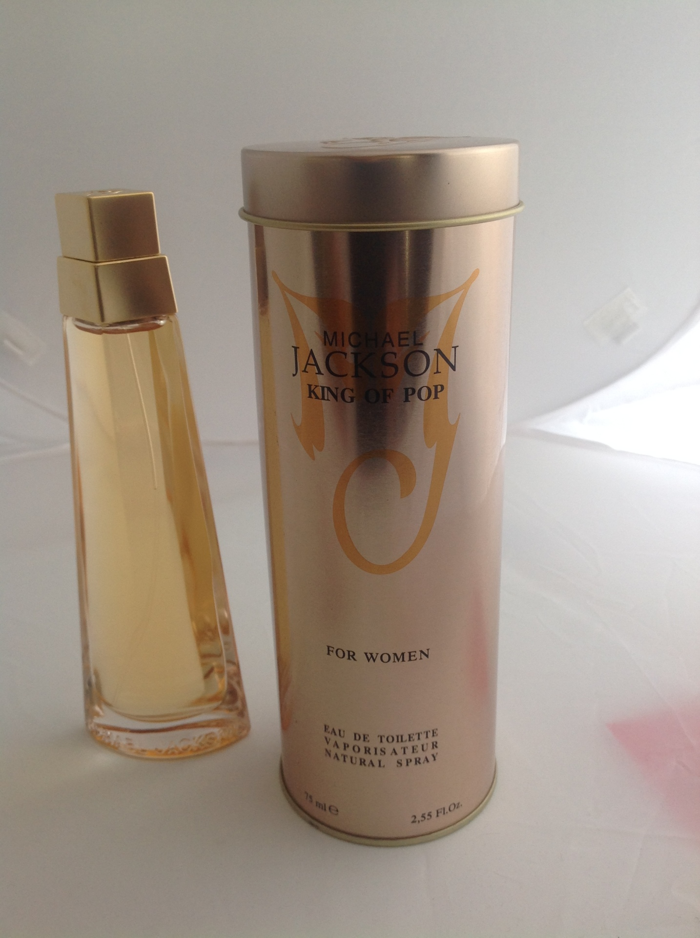 Michael Jackson Edt Woman 75 ml