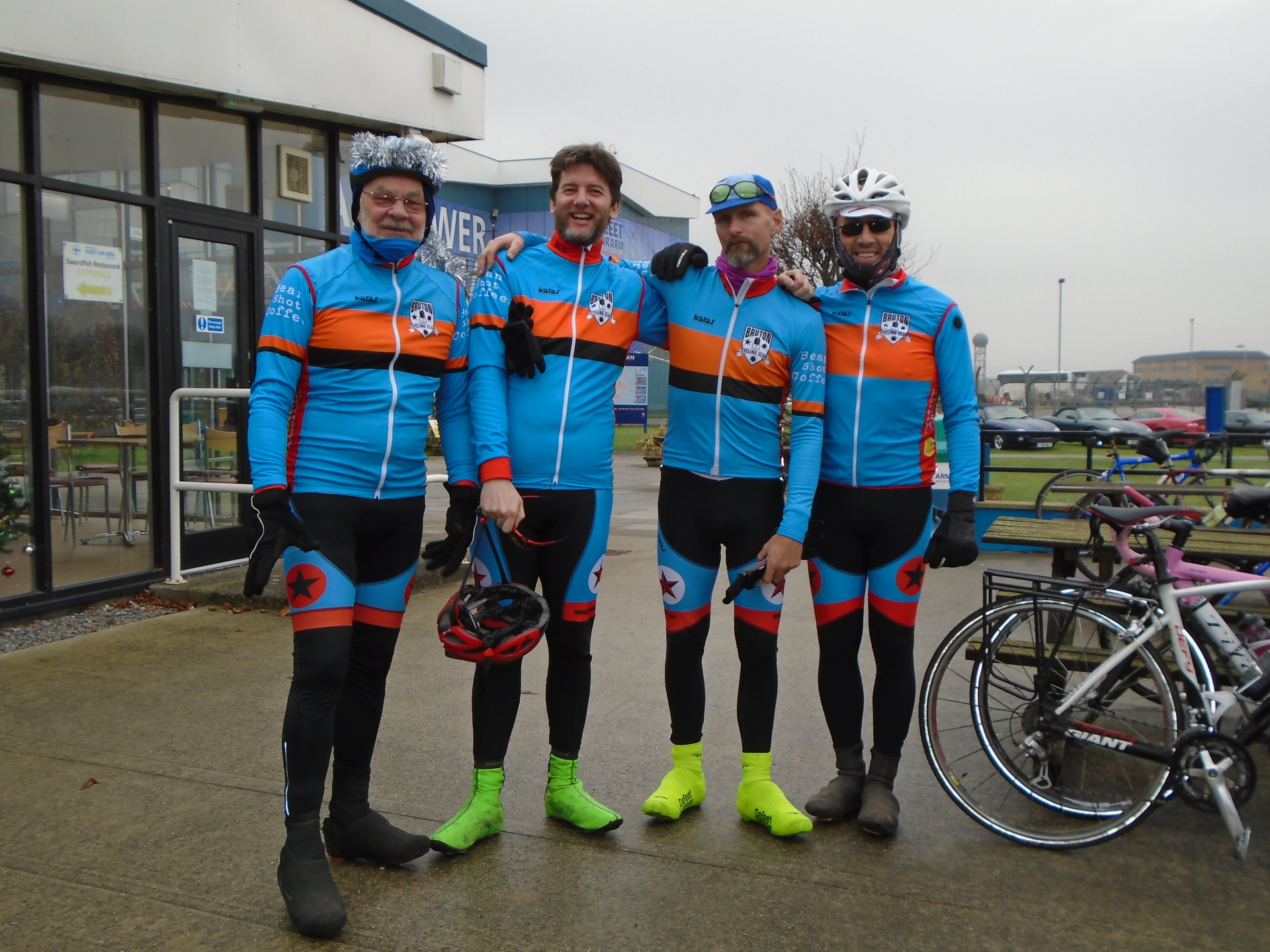 Presidential Ride to Yeovilton