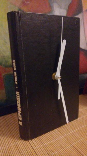 Livro Relógio