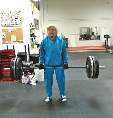 Age is not an excuse to not lift