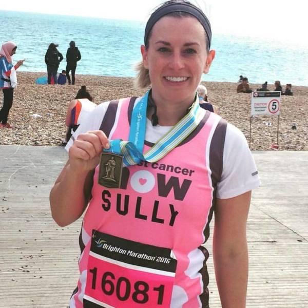 Cat's Marathon Medal
