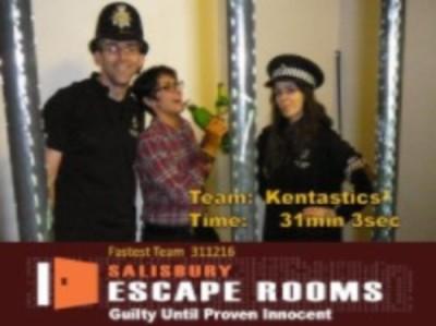 Escape Game Salisbury