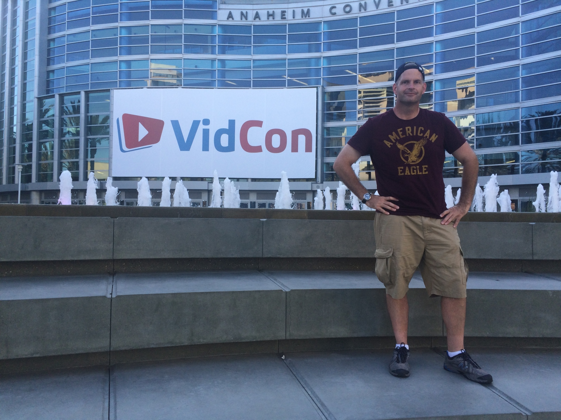 James Lamprey, FunFoodsYT, VidCon, VidCon 2015, Youtube