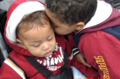 5 Tips For Helping Siblings Adjust To Baby