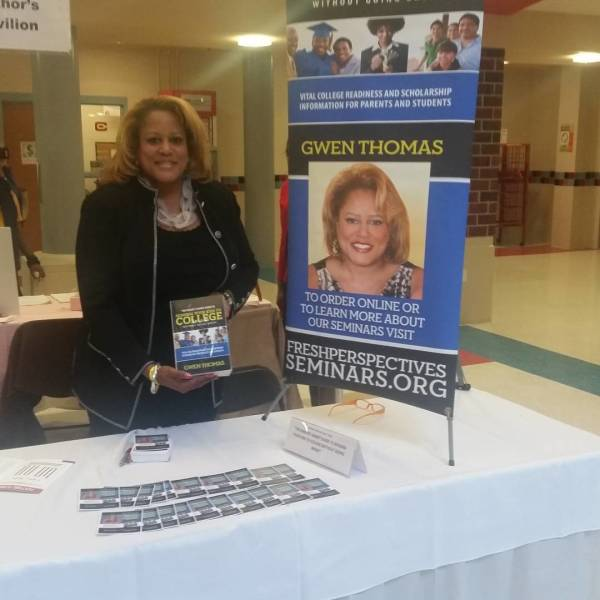Featured Author at National NAACP Conference in Cincinnati, Ohio
