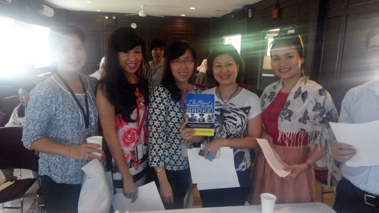 Support for our book in Asia