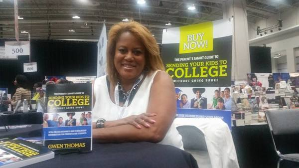 Author's Pavillion at Congressional Black Caucus