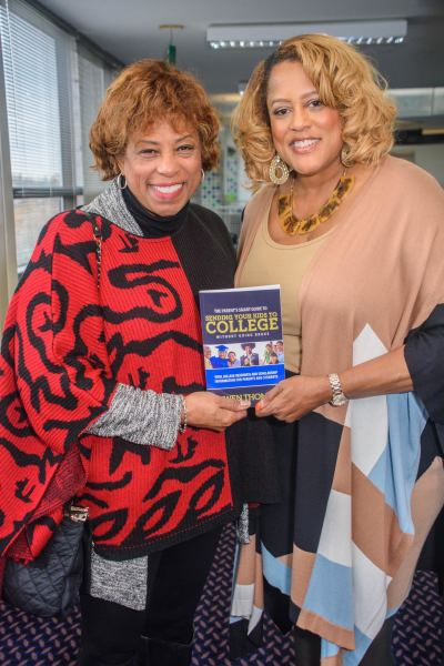 Rep. Brenda Lawrence supports our program