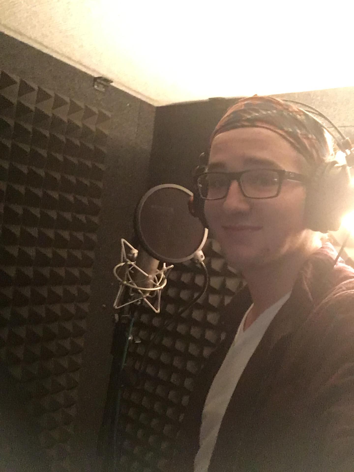 "Recording ""FREE"""