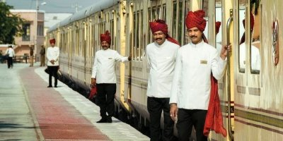 Luxury Train Tours Of India