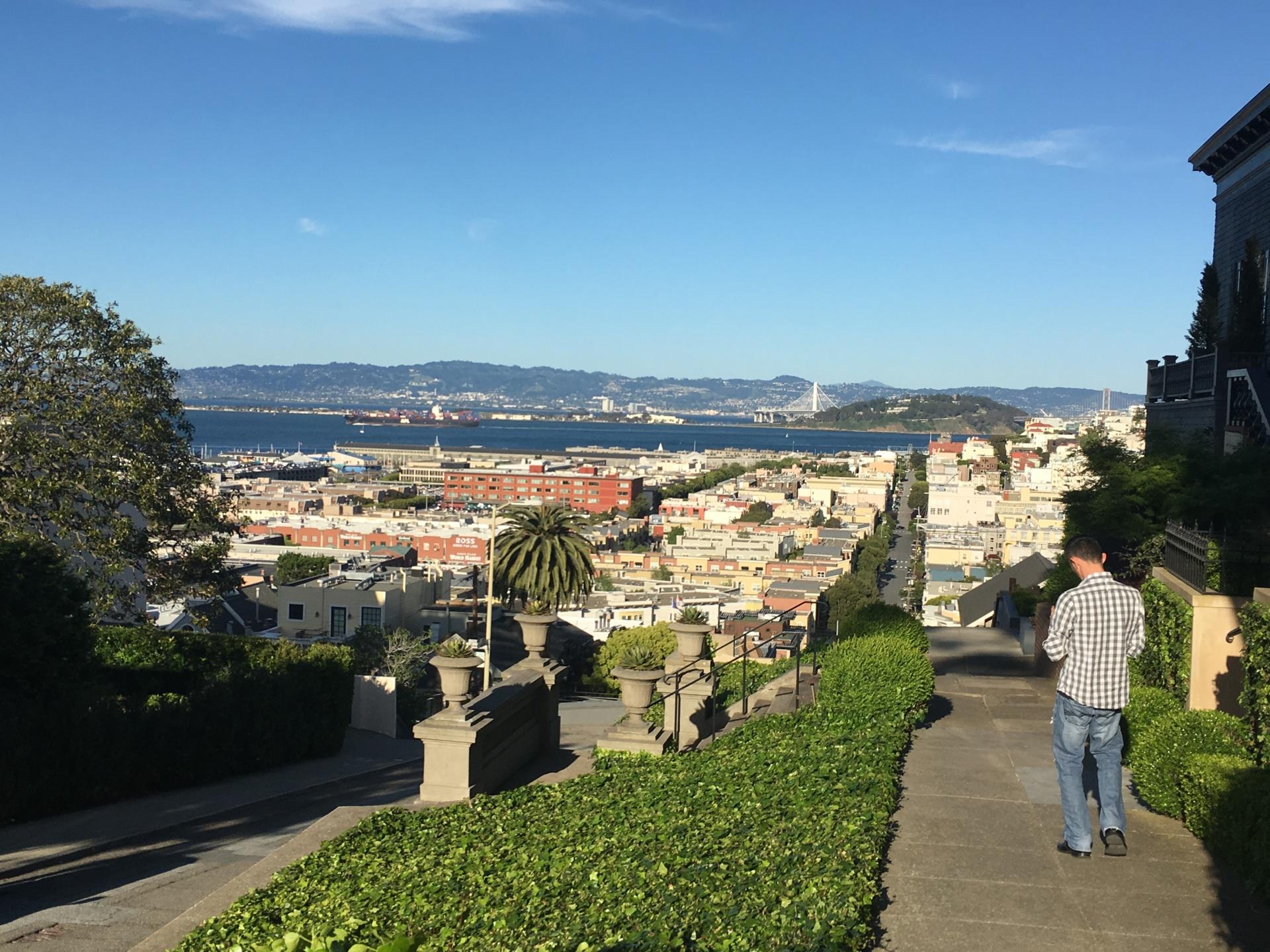 Visiting San Fransico