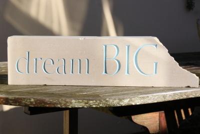Dream Big by Lisi Ashbridge