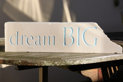 Dream Big by Lisi Ashbridge