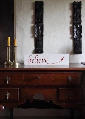 Believe by Lisi Ashbridge
