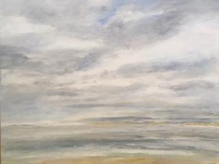 Estuary Tide By Mary Wilkinson