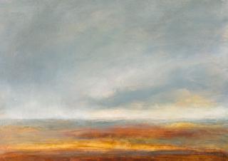 Aumn Light II by Mary Wilkinson