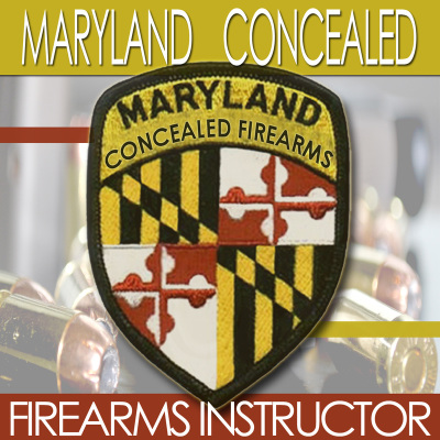 Maryland Firearms Instructor