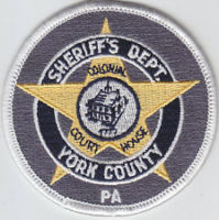 Sheriff of York County PA