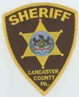 Sheriff of Lancaster County PA